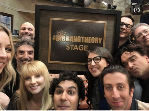 The Big Bang Theory joins Friends in Warner Bros. honour ahead of final episode