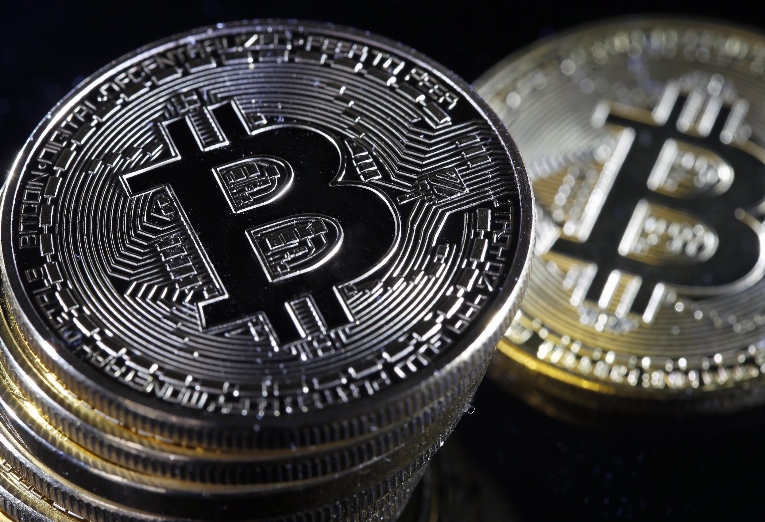 Bitcoin is surging and cryptocurrency investors are hoping they're about to get very rich