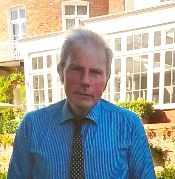William 'Bill' Taylor, 70 who is missing from his home in Hitchin, Herts. (file photo) See SWNS story SWCAfarm; The estranged wife of missing multi-millionaire farmer William Taylor and her lover appeared in court today charged with conspiring to murder him. Angela Taylor, 52, and Paul Cannon, 53, were remanded in custody by magistrate Dr Susan Jordache when they appeared at Hatfield Remand Court. William 'Bill' Taylor was last seen at his home in Gosmore, near Hitchin, North Hertfordshire, on Sunday, June 3 at around 9pm - shortly before his 70th birthday. He was reported missing to police the following day and detectives from a Major Crime Team later said that they believed the farmer had been murdered.