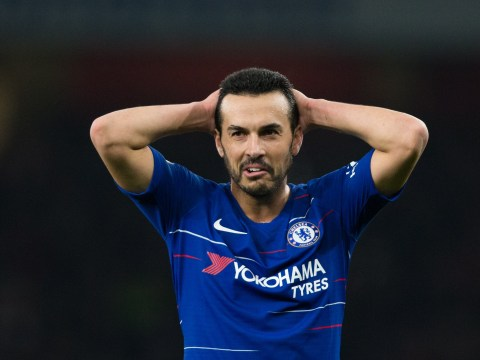 Chelsea star Pedro tells Maurizio Sarri he needs to be more flexible with is tactics
