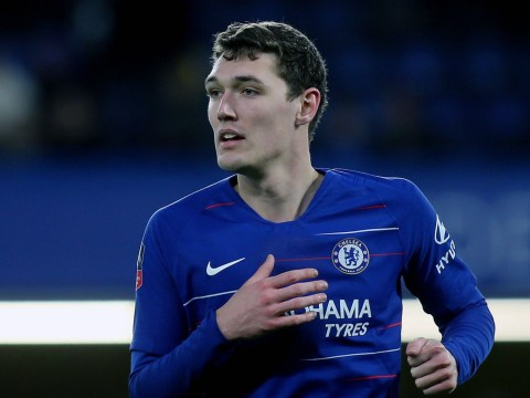 Andreas Christensen reveals Chelsea's hierarchy convinced him to stay during January transfer window