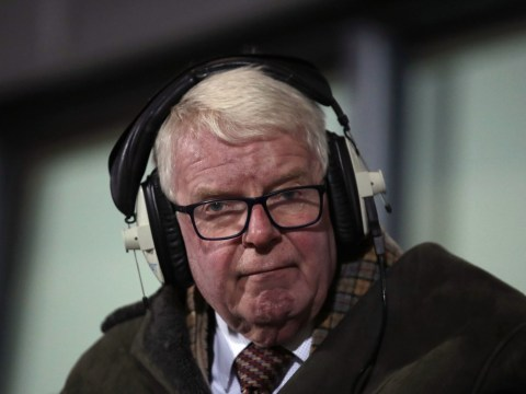 John Motson calls Millwall striker Tom Elliott 'big, black and brave' during live radio broadcast