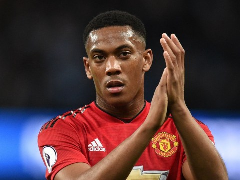 Ole Gunnar Solskjaer reveals his advice to Anthony Martial in Manchester United training