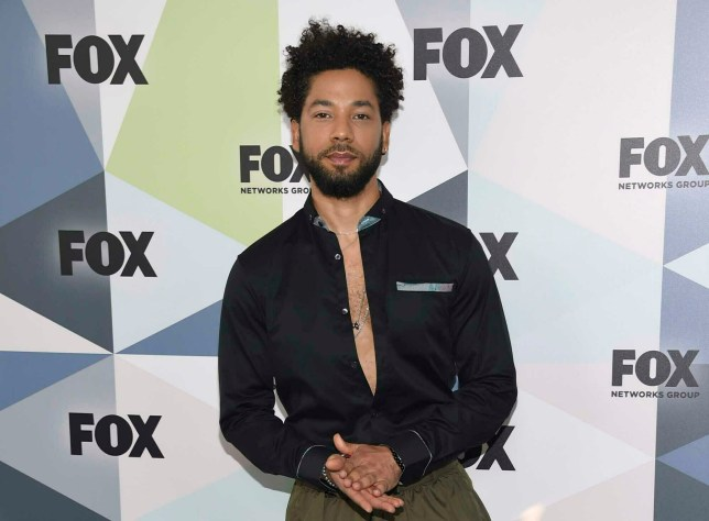 Jussie Smollett apologises to Empire cast and crew and insists he's innocent following arrest