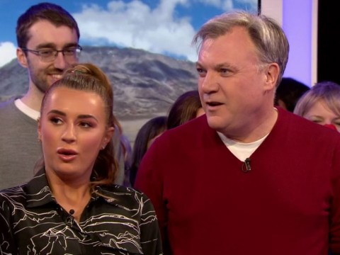Dani Dyer and Ed Balls' Comic Relief segment on The One Show couldn't have gone worse as they meet Mount Kilamanjiro climbers