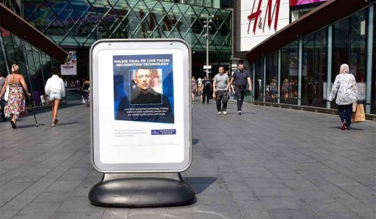 Man fined for refusing to show his face to facial recognition software Provider: Met Police Source: https://www.met.police.uk/live-facial-recognition-trial/