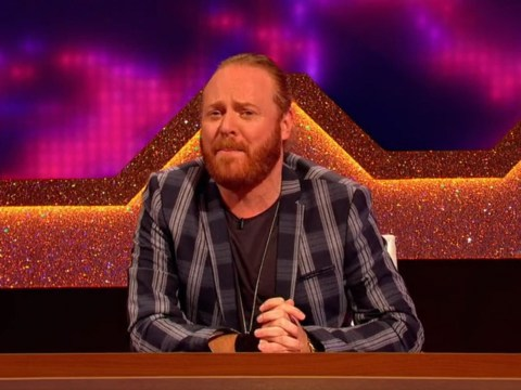 Keith Lemon almost quit Celebrity Juice after Fearne Cotton's exit because of a pact