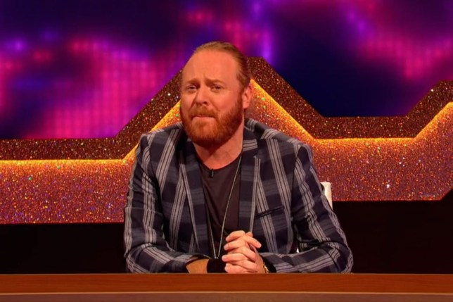 Picture: ITV Keith Lemon is joined by Caitlyn Jenner for peek at Dean Cain's home