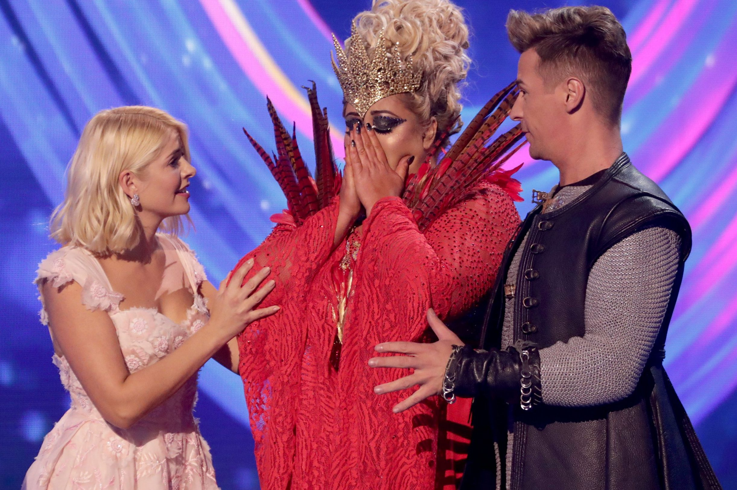 Gemma Collins 'absolutely terrified' of Dancing On Ice after fall as she prepares for jumps this weekend