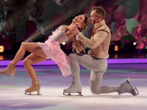Dancing On Ice's James Jordan reveals gruelling regime has caused two-and-a-half stone weight loss