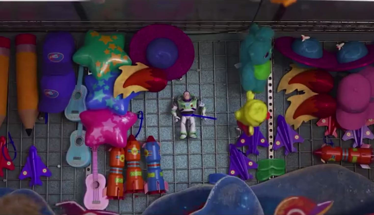 New Toy Story 4 trailer sees Buzz Lightyear take on Ducky and Bunny