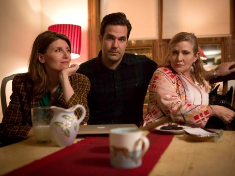 Catastrophe honours the late Carrie Fisher in final ever episode