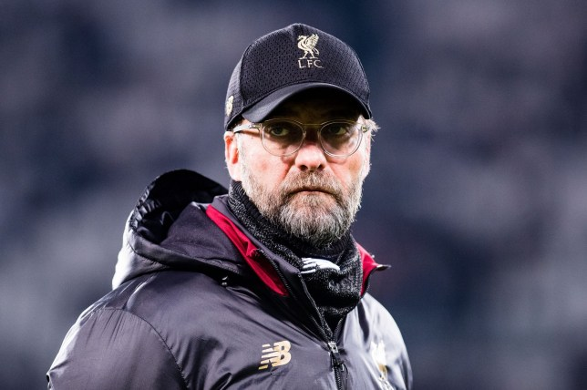 LONDON, ENGLAND - FEBRUARY 04: Jurgen Klopp of Liverpool FC looks on during the Premier League match between West Ham United and Liverpool FC at London Stadium on February 4, 2019 in London, United Kingdom. (Photo by MB Media/Getty Images)