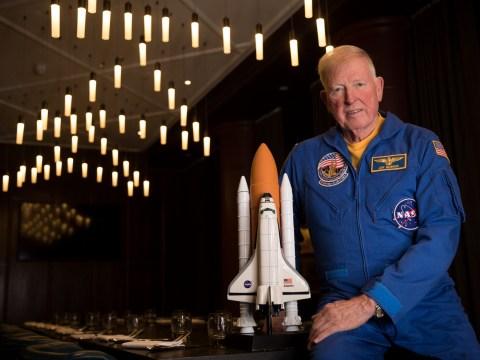 My Odd Job: You never stop being an astronaut