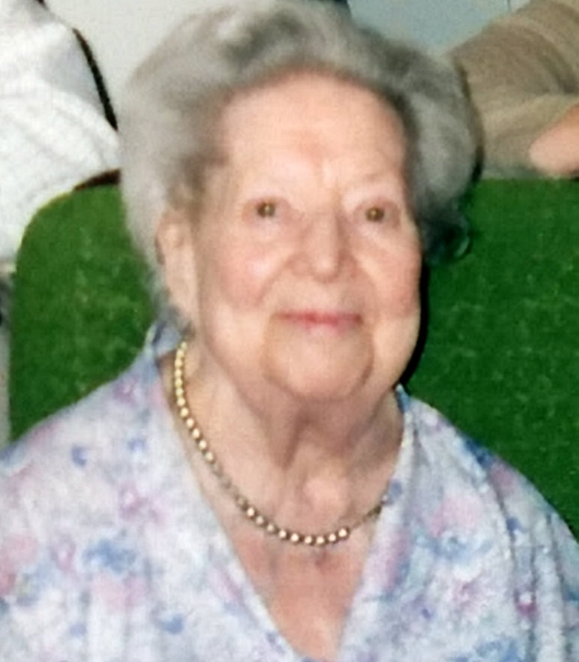 Collect of Mary Garvey,94.See SWNS story SWLEtheft.A despicable thief has admitted stealing more than ?100k from his mother-in-law -- a widowed war hero who was dying from dementia.Heartless Ian Downs, 66, pocketed ?95,000 from frail Mary Garvey, 94, before claiming a further ?20,000 in life insurance policies following her death in May 2013.She had previously served in the British Army Catering Corps during the Second War World where she met her future husband Anthony who was a soldier in the Durham Light Infantry. During her time in the military, she travelled across Europe and was even credited with preventing the explosion of a bomb on an allied train.