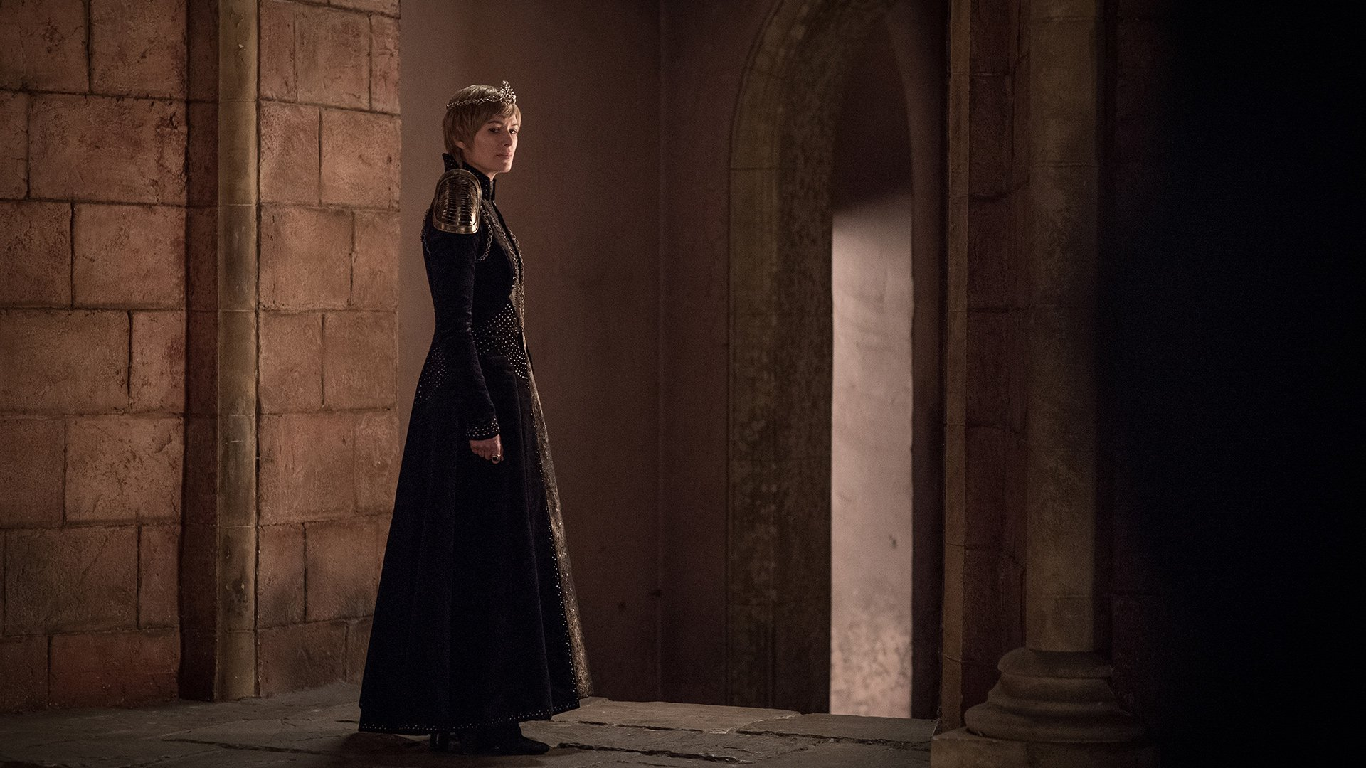 Is Cersei Lannister pregnant in new final season still from Game of Thrones?