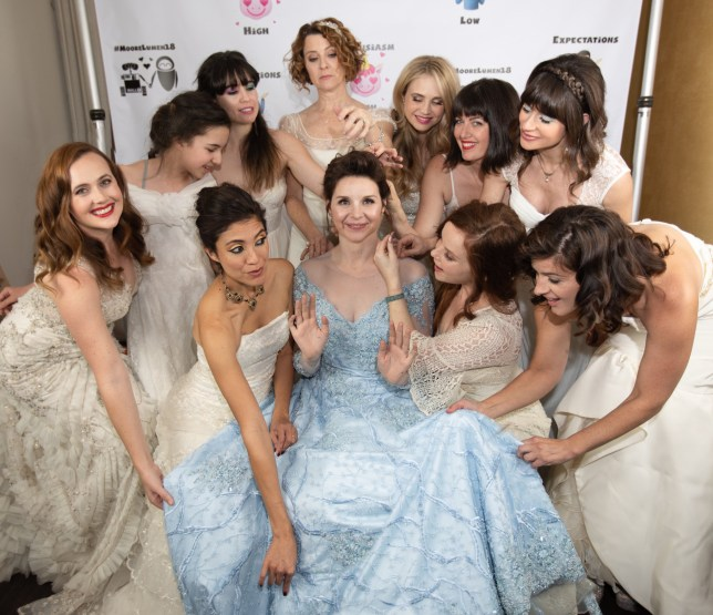 Bride Tells Guests To Wear Their Old Wedding Dresses For The Big Day