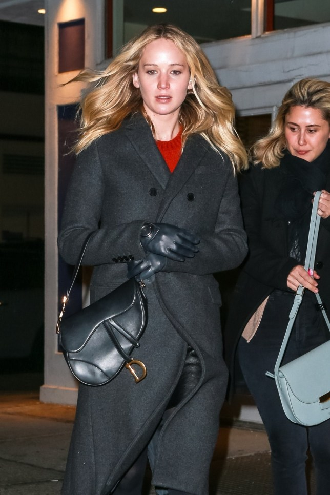 J.Law Flashes Bra Yet Underwhelms at Catching Fire NYC