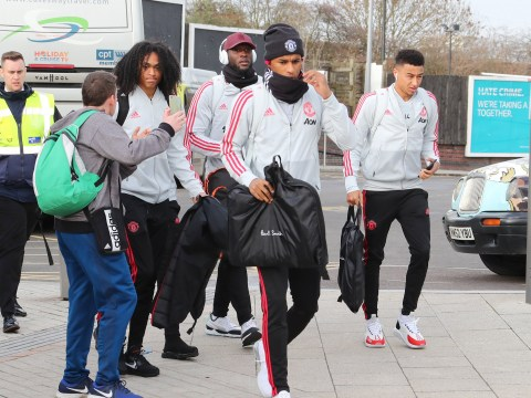 Tahith Chong included in Manchester United's squad to face Fulham but Victor Lindelof left out