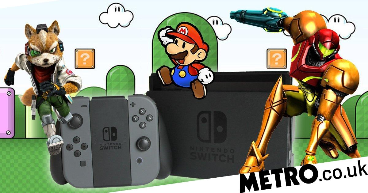 Paper Mario to Star Fox: what could be the Nintendo Switch