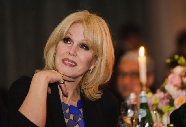 Joanna Lumley is pulling a David Attenborough and saving the planet