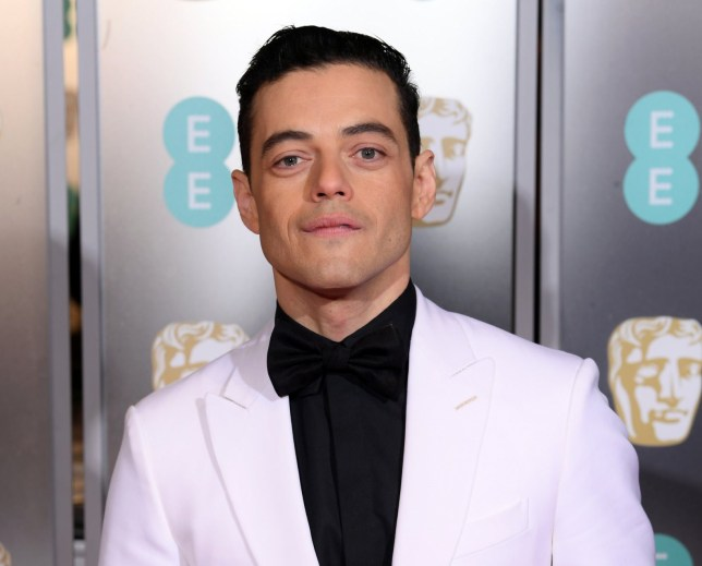 Mandatory Credit: Photo by David Fisher/BAFTA/REX (10082374ii) Rami Malek 72nd British Academy Film Awards, Arrivals, Royal Albert Hall, London, UK - 10 Feb 2019