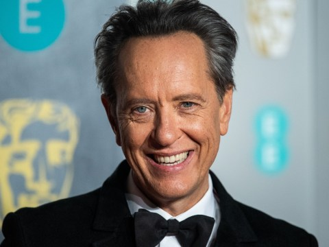 Richard E Grant is convinced that he's not going to win an Oscar this year