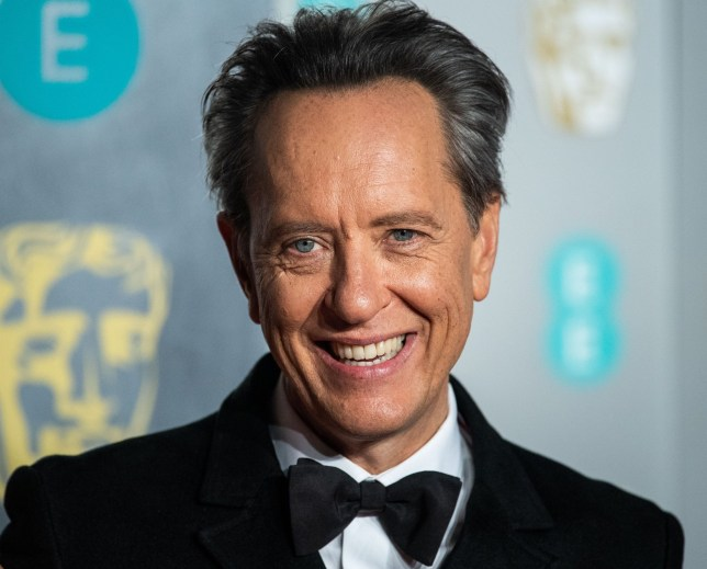 Mandatory Credit: Photo by Scott Garfitt/REX (10100912gw) Richard E. Grant 72nd British Academy Film Awards, Arrivals, Royal Albert Hall, London, UK - 10 Feb 2019