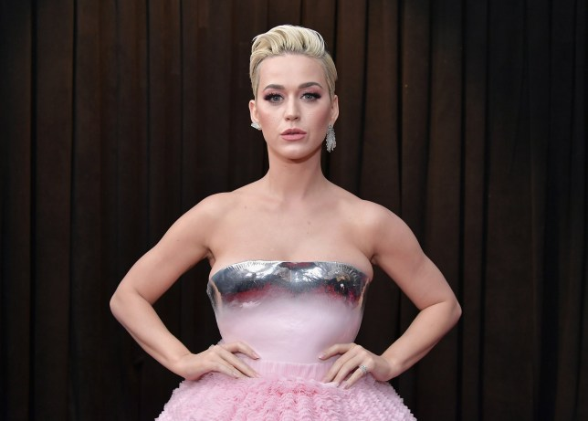LOS ANGELES, CA - FEBRUARY 10: Katy Perry attends the 61st Annual GRAMMY Awards at Staples Center on February 10, 2019 in Los Angeles, California. (Photo by Neilson Barnard/Getty Images for The Recording Academy)