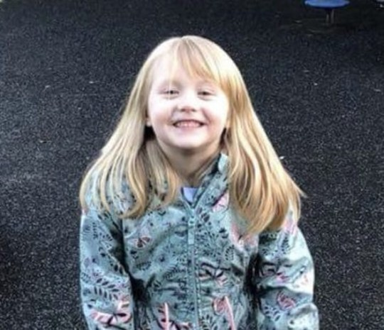Images taken from publically viewable Facebook profiles of Alesha MacPhail, 6, whose body was discovered earlier today on the Isle of Bute. Alesha's grandmother raised the alarm at 6:30am on Monday, and the little girl was found dead around 9 am in woodland near to her home.