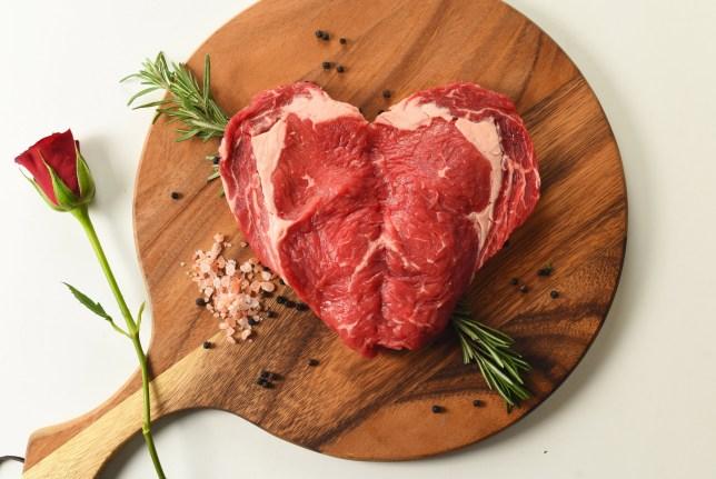 Morrisons love steak.
