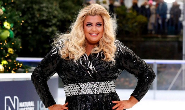 File photo dated 18/12/18 of Gemma Collins, the reality TV star was booted from Dancing On Ice on Sunday evening after ending up in the skate-off for the first time, where she went head to head with Ryan Sidebottom. PRESS ASSOCIATION Photo. Issue date: Monday February 11, 2019. See PA story SHOWBIZ Ice. Photo credit should read: David Parry/PA Wire