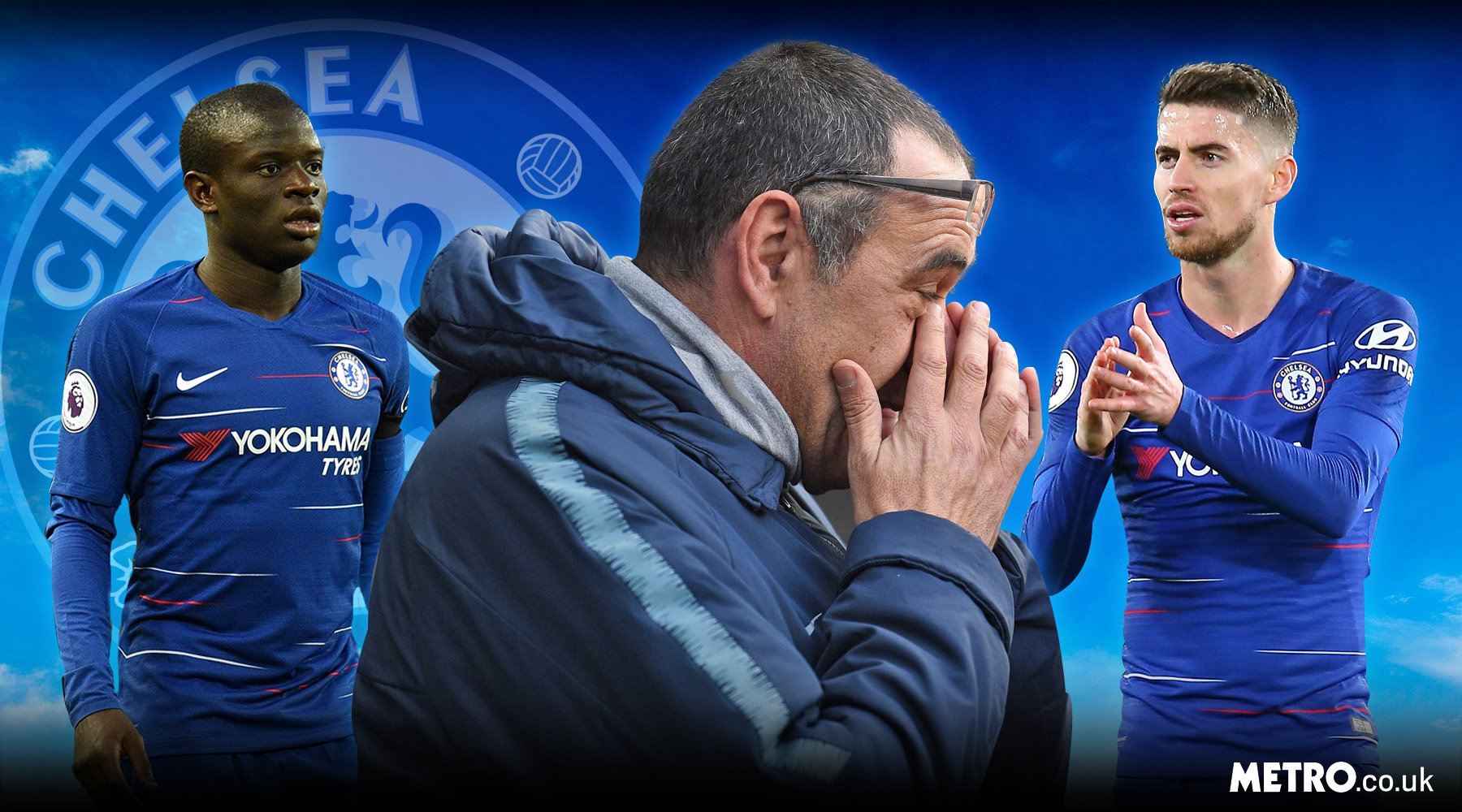 Why Chelsea's season is in danger of unravelling under Maurizio Sarri