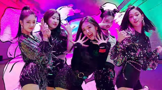 Itzy's debut Dalla Dalla scores more than 12 million views in less than 24 hours Provider: YouTube/jypentertainment Source: https://www.youtube.com/watch?v=pNfTK39k55U