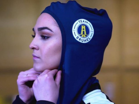 University launches sports hijab for female Muslim students