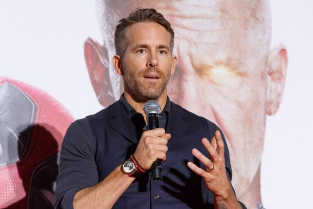 Ryan Reynolds 'Deadpool 2' film premiere at Roppongi Hills Arena, Tokyo, Japan