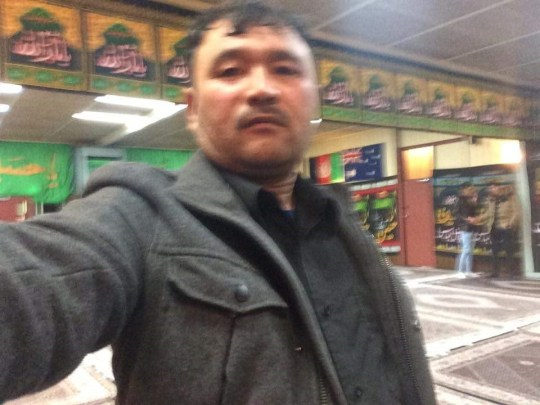 He?s a gumtree rapist from Afghanistan. Lured woman in with a job ad and held her hostage and raped repeatedly