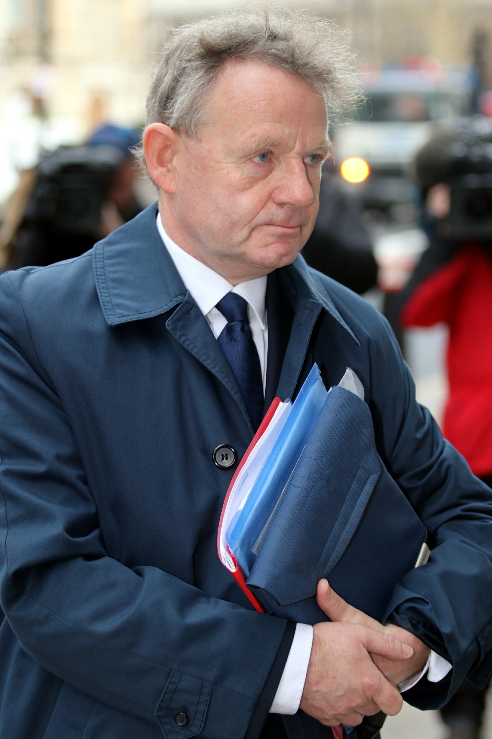 Pic shows Andy Hill, arriving at the Old Bailey this morning. Today the defence is due to start in the trial of pilot Andrew Hill accused of 11 counts of manslaughter over Shoreham Airshow disaster. SEE STORY CENTRAL NEWS. 020 72360116