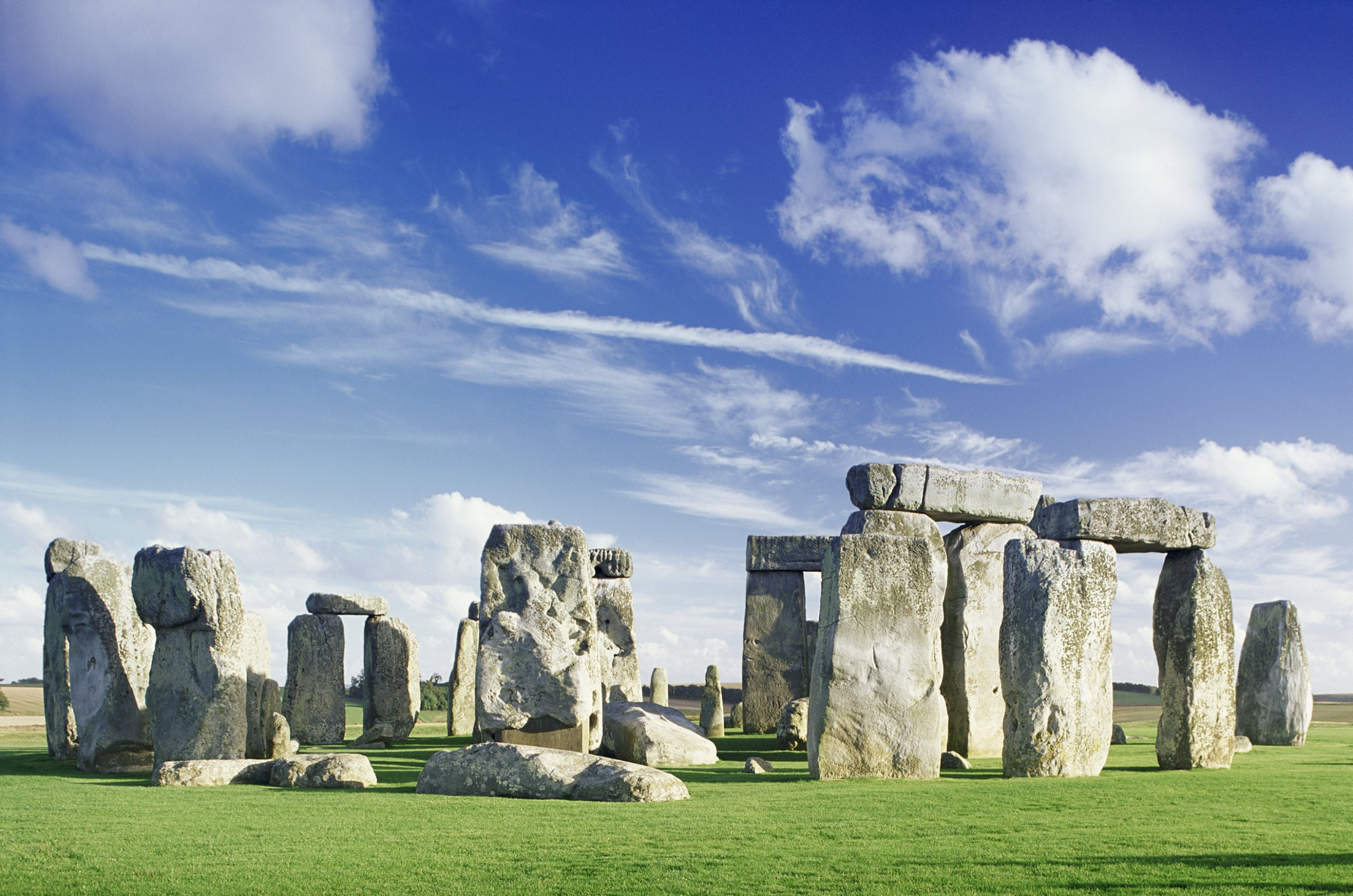The builders of Stonehenge were descended from Turkish migrants, scientists claim