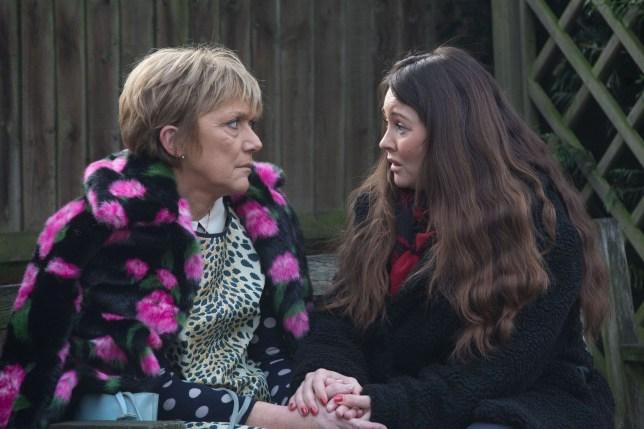 EastEnders spoilers: Sonia has shocking news about Jean