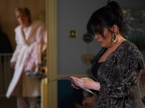 EastEnders spoilers: Kat Moon discovers Jean Slater's cancer secret tonight