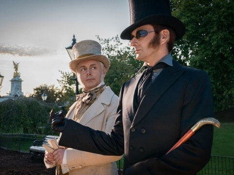 Who is in the Good Omens cast and where have you seen them before?