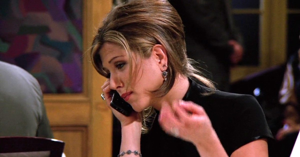 The Friends guide of how not to date this Valentine?s Day The One Where Ross Find Out' please? picture: