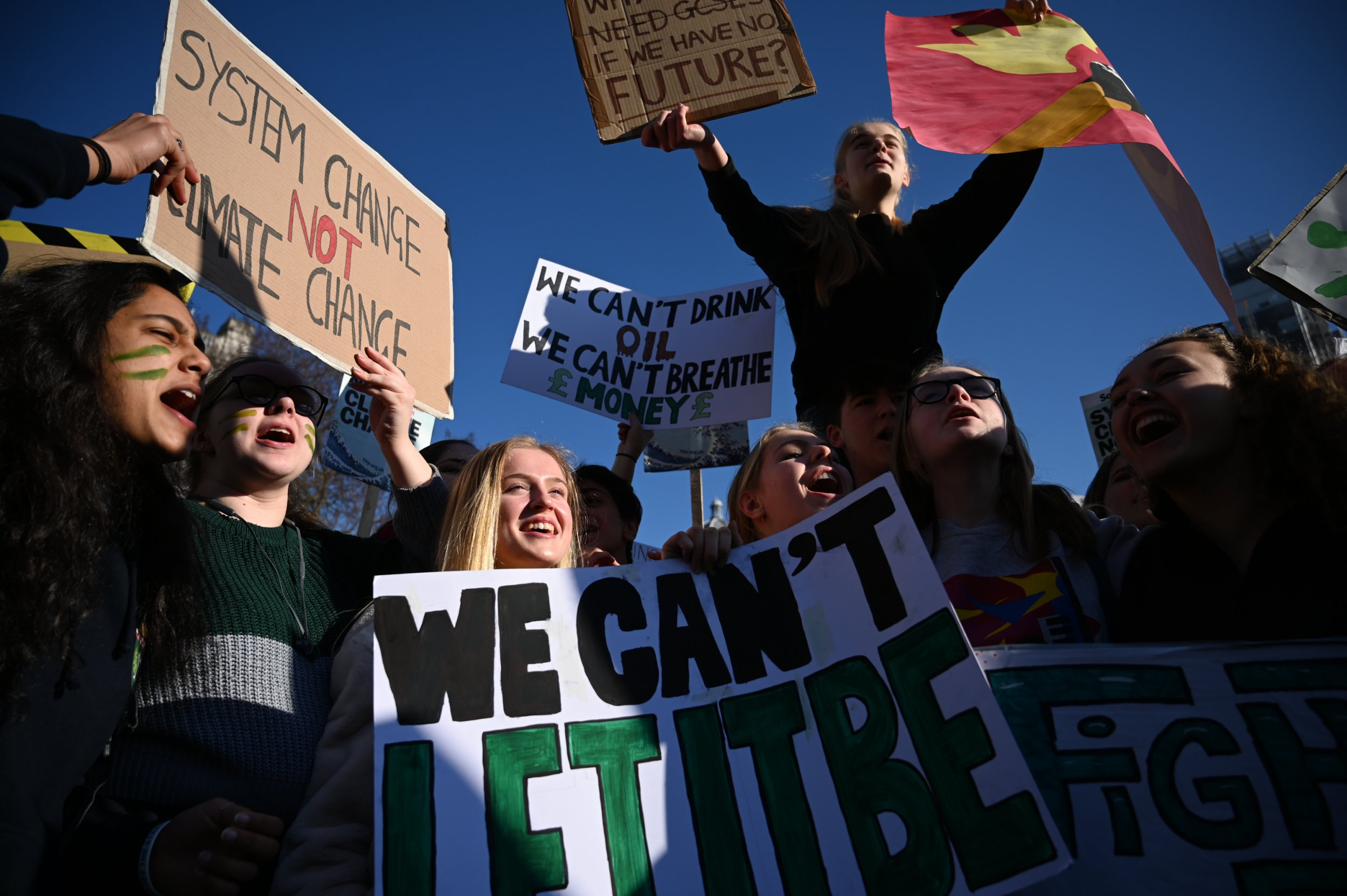Young people are asking the questions politicians are afraid of and it's time we listened
