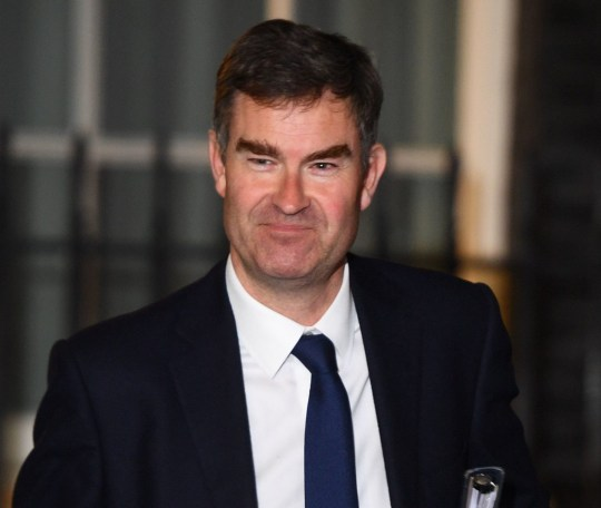 """File photo dated 14/11/18 of Justice Secretary David Gauke who has warned crashing out of the European Union without a deal would have a """"very adverse effect"""" on the UK's economy, security and union with Northern Ireland. PRESS ASSOCIATION Photo. Issue date: Saturday February 16, 2019. See PA story POLITICS Brexit. Photo credit should read: Victoria Jones/PA Wire"""