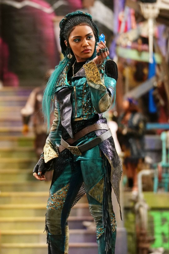 Disney releases first look at Descendants 3 trailer ahead of
