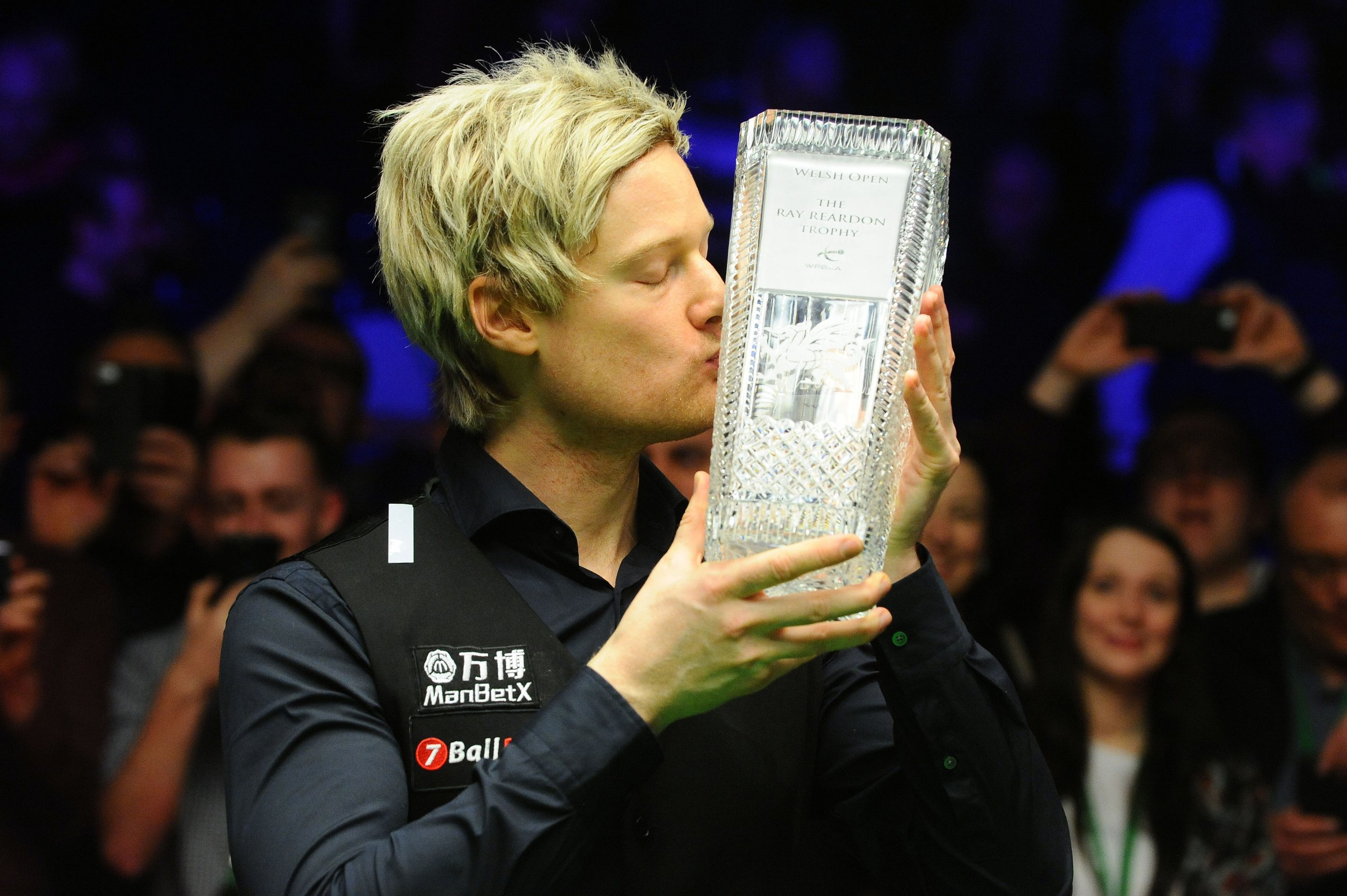 Neil Robertson keeps up incredible winning record with Welsh Open final victory over Stuart Bingham