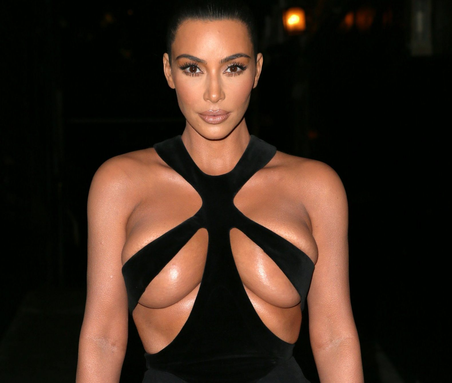 Kim Kardashian flips as fan questions Khloe partying amid Tristan Thompson cheat claims