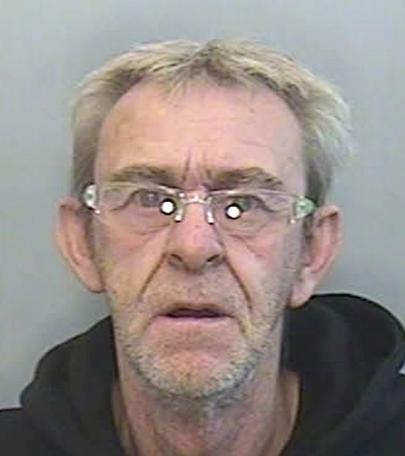HIV positive James Defalco of New Road in Brixham, Devon has been jailed again for breaching his court order. See SWNS story A repeat sex offender with HIV is back behind bars for starting a relationship with a woman and not telling her about his illness. James Defalco , 57, formed an intimate sexual relationship with the woman, despite an order from the court designed to protect the public from his dangerous sexual behaviour. It is the latest in a long line of similar offences stretching back to 2005 when he became one of the first people in the country to recklessly transmit HIV. His victim was an 82-year-old woman. A few years later he began a sexual relationship with a 65-year-old and in South Devon and was jailed again.