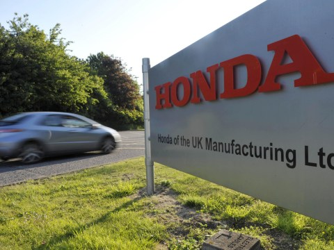 Why is Honda closing its Swindon plant and how did the town vote in the referendum?